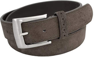 Stacy Adams Suede Leather Belt