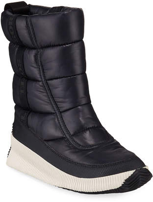 Sorel Out 'N About Mid Puffy Waterproof Boots