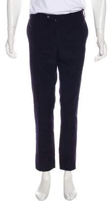 Kiton Slim Corduroy Pants
