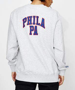 Mitchell & Ness Playoff Win Crew Philadelphia 67Ers