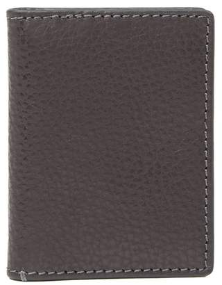 Fossil Richard Leather Credit Card Wallet