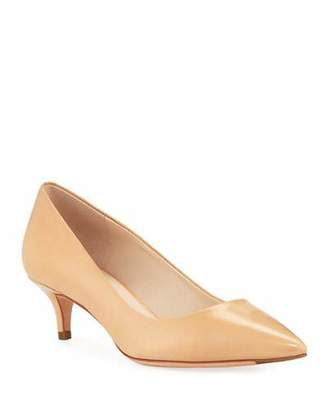Cole Haan Vesta Grand Italian Leather Pumps, Mocha