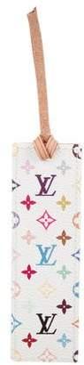 Louis Vuitton Multicolore Monogram Bookmark