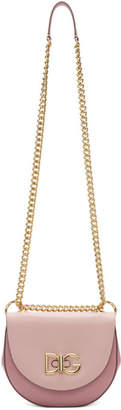 Dolce & Gabbana Pink Large Wifi Chain Bag