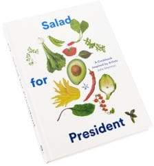 Abrams Books Salad For President Book