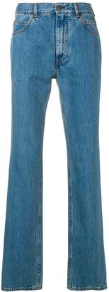 Calvin Klein x Jaws straight-leg jeans