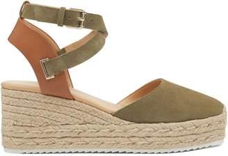 Ava Wedge Platform Sandals