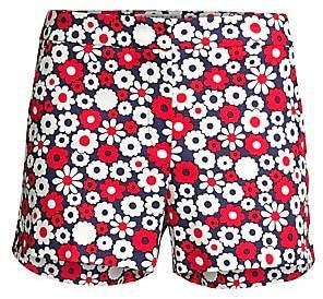 Trina Turk Women's Fantasy Island Corbin Floral Shorts