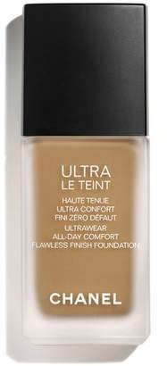 Chanel Beauty ULTRA LE TEINT Ultrawear All-Day Comfort Flawless Finish Foundation