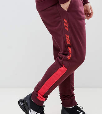 Fly London Blend Plus the flag sweatpants two-piece
