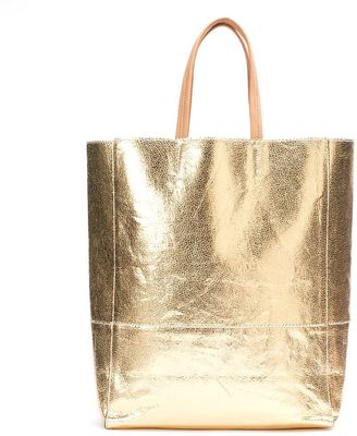 Women's JUICY Metallic Tote Bag $58 thestylecure.com