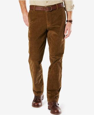 Dockers® Straight Fit Washed Corduroy Pants $58 thestylecure.com
