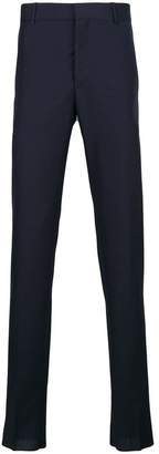 Alexander McQueen classic tailored trousers