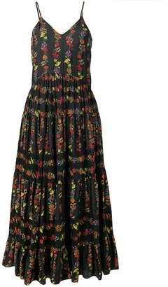 Carolina K. フローラル ドレス