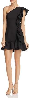 Jarlo Xanadu One-Shoulder Dress