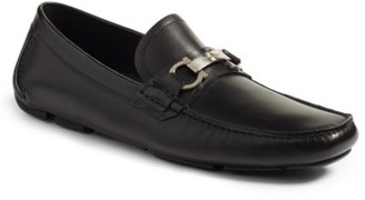 Men's Salvatore Ferragamo Danubio Bit Driving Shoe $560 thestylecure.com