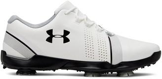 Under Armour Boys' UA Spieth 3 Jr. Golf Shoes