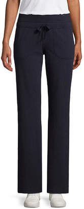 ST. JOHN'S BAY SJB ACTIVE Active French Terry Pant (Bootcut)