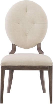 Bernhardt Clarendon Oval-Back Side Chair, Single