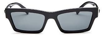 Versace Men's Square Sunglasses, 55mm