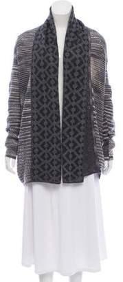 Missoni Wool-Blend Knit Cardigan