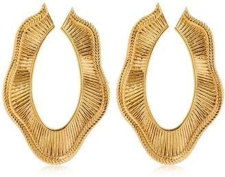 Joanna Laura Constantine Collar Statement Earrings