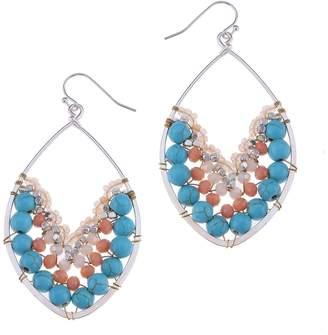 Nakamol Trudie Teardrop Earrings