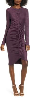 Leith Ruched Front Dress