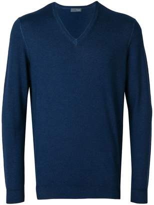 Drumohr V-neck pullover