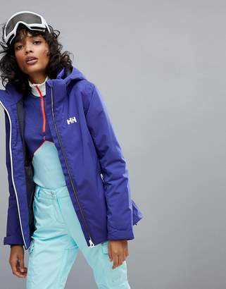 Helly Hansen Spirit ski jacket in blue