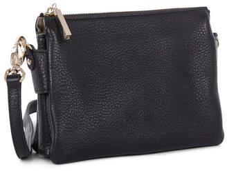 Celine Dion Collection Leather Adagio Crossbody
