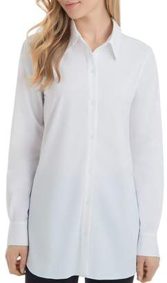 Lysse Reese Pleat-Back Tunic Top