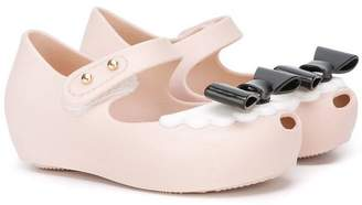Mini Melissa 'Alice Ultragirl' ballerinas