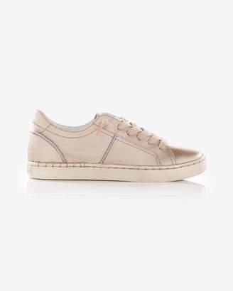 Express Dolce Vita Zalen Leather Sneakers