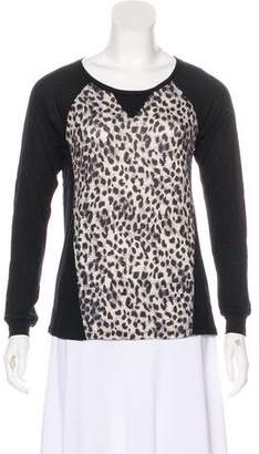 Rebecca Taylor Long Sleeve Knit Top w/ Tags