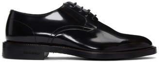 Burberry Black Alvin Derbys