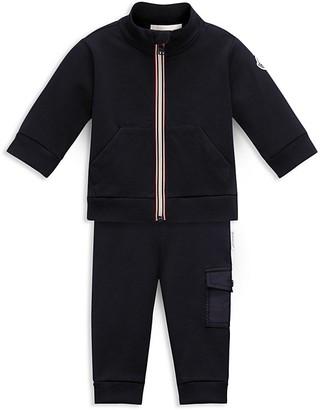 Moncler Boys' Knit Jog Set - Baby $175 thestylecure.com