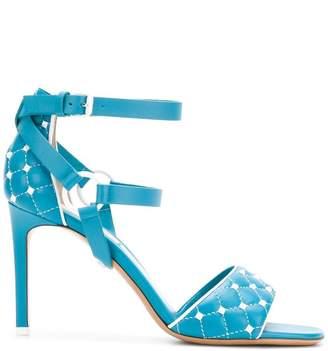 Valentino Free Rockstud Spike sandals