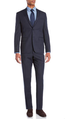 John Varvatos Two-Piece Dark Navy Tribeca Suit