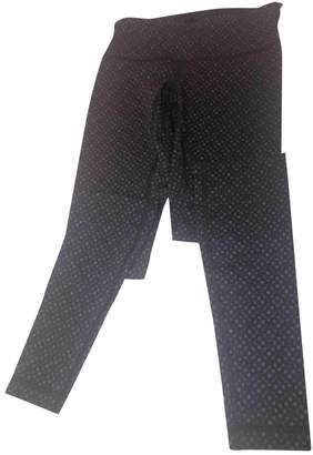 Lululemon Black Trousers for Women