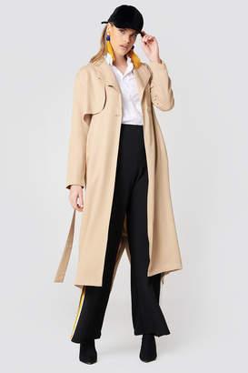 Dr. Denim Tanisha Trench Coat