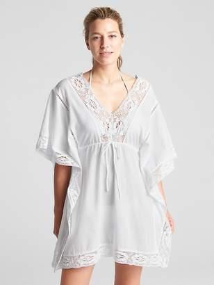 Gap Kimono Sleeve Crochet Lace Dress Cover-Up