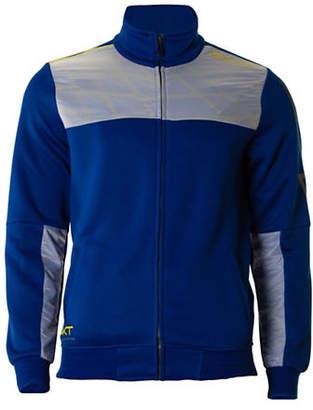 Kappa Interlock Contrast Yoke Jacket