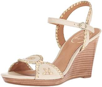 Jack Rogers Women's Clare Wedge Sandal