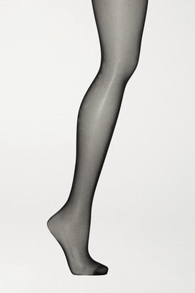 Falke Pure Matt 20 Denier Tights - Black