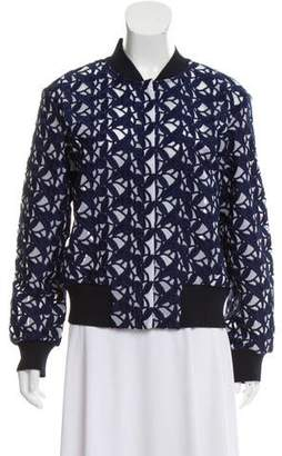 Scanlan Theodore Embroidered Bomber Jacket