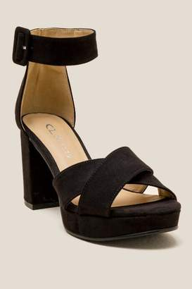 Laundry by Shelli Segal Cl By Laundry CL by Laundry Gala Platform Heel - Black