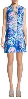 Lilly Pulitzer Jan Printed Shift Dress