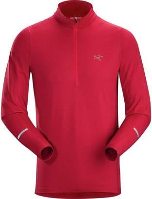 Arc'teryx Cormac Zip-Neck Shirt - Men's