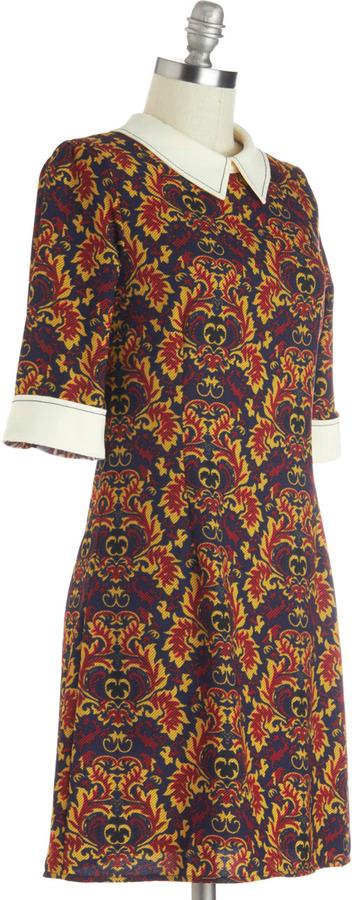 Miss Patina Antique Aesthetic Dress